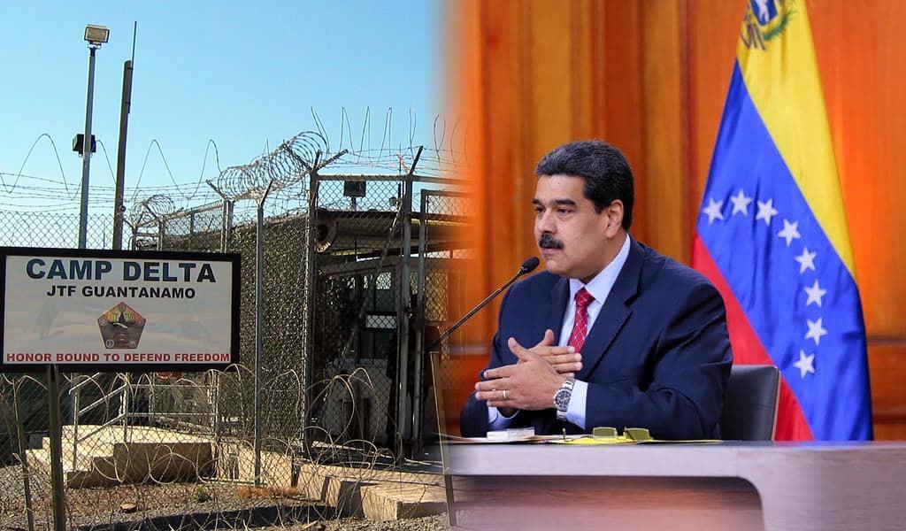 Maduro Guantánamo John Bolton