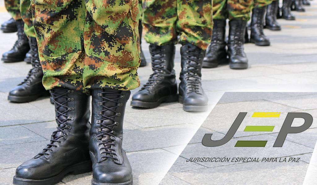 JEP: 55 militares dieron versión sobre falsos positivos