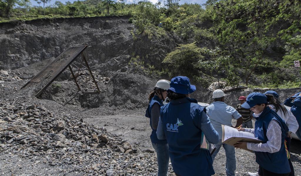 Comunidad minera deberá resguardar recursos ambientales