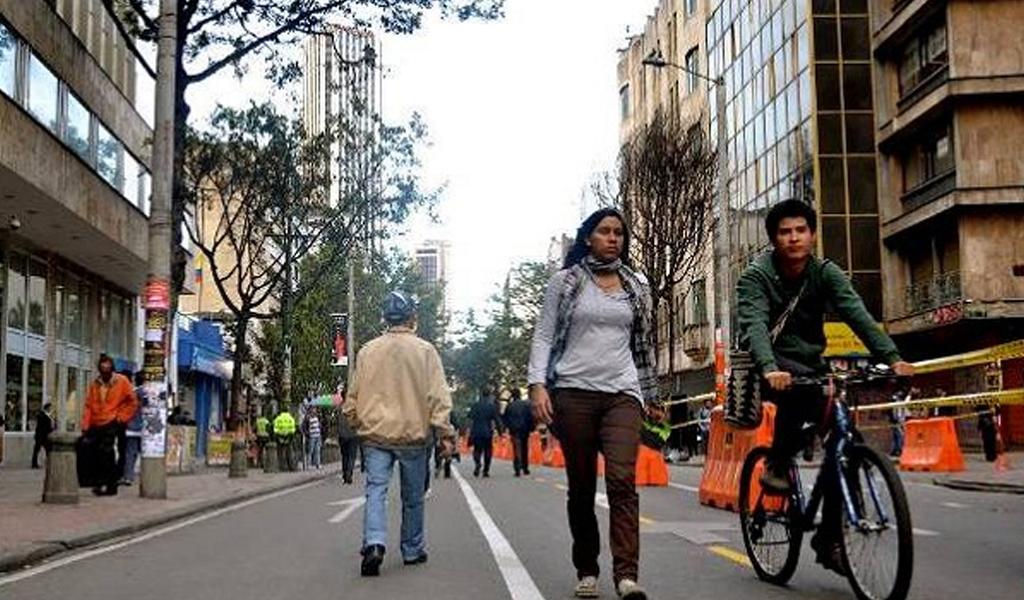 Peñalosa quiere peatonalizar la av. Caracas