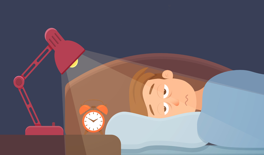 Cómo no dormir lo suficiente afecta su salud