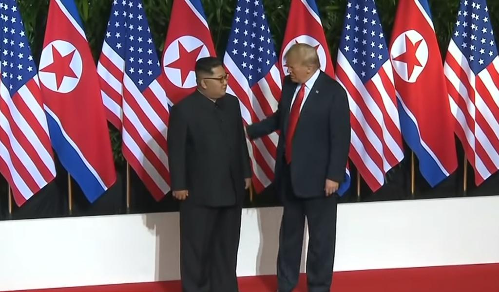Reunión de Trump y Kim no logró acuerdo