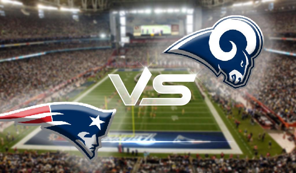 Patriots vs Rams: la batalla por el Super Bowl