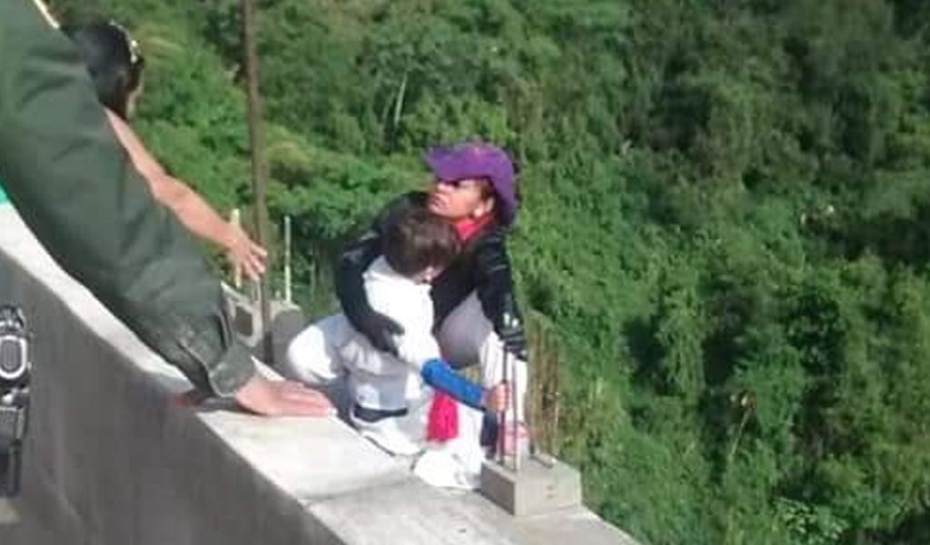 Mujer se suicida junto a su hijo en Ibagué
