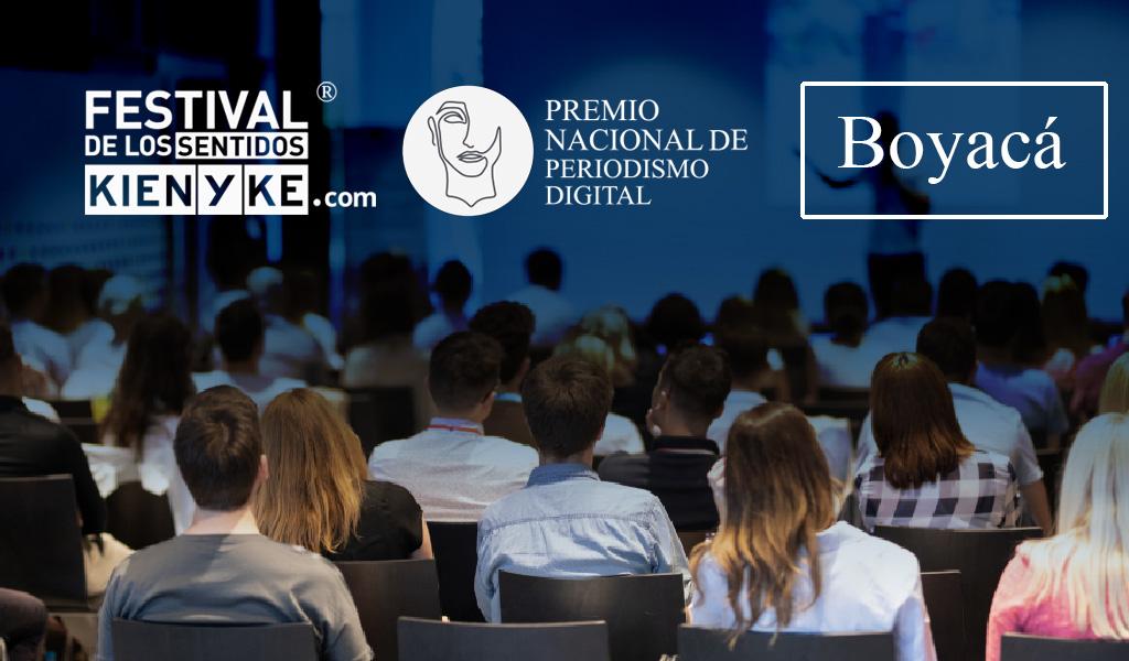 Primer taller sobre periodismo digital en Tunja