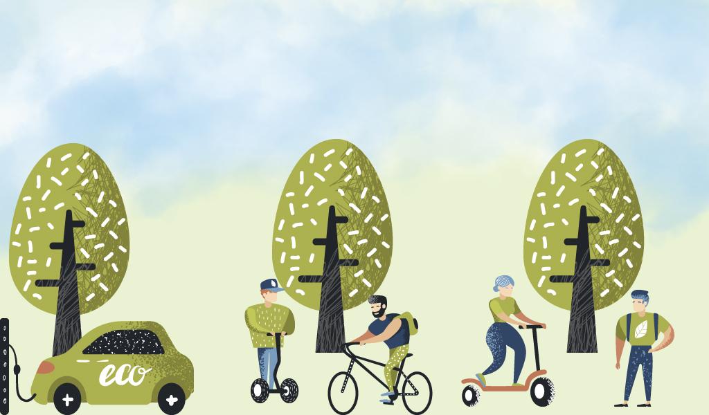 Beneficios de movilidad sostenible, una alternativa eficaz