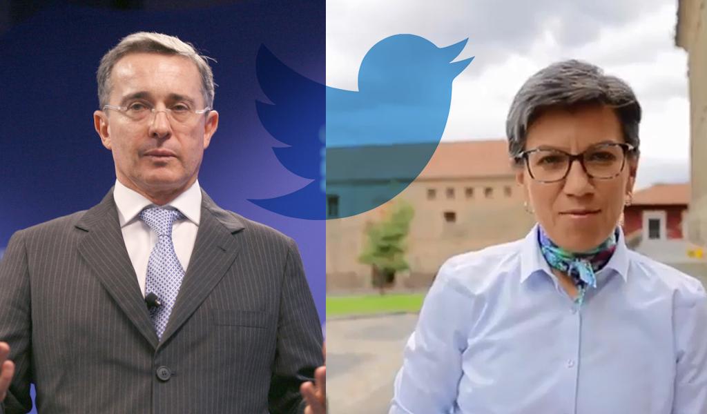 Críticas a Uribe por montaje en Twitter