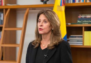 Vicepresidenta condenó incendio provocado en La Macarena