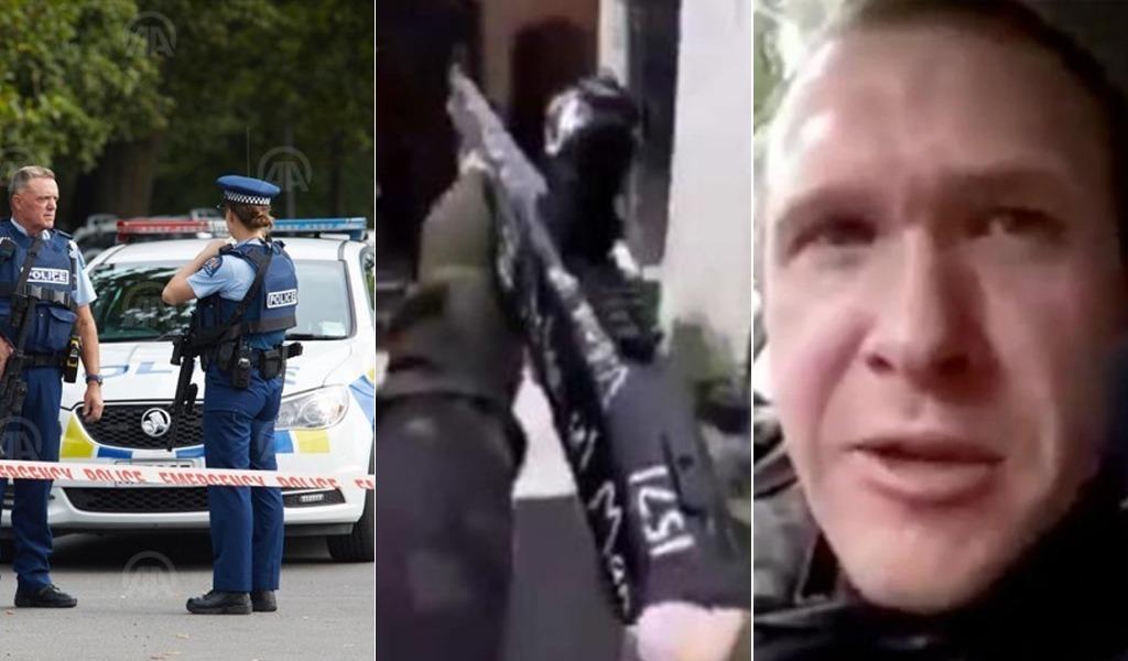 La historia del vil ataque terrorista en Nueva Zelanda