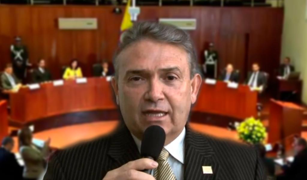 Carlos Barriga a juicio por presunto concierto para delinquir