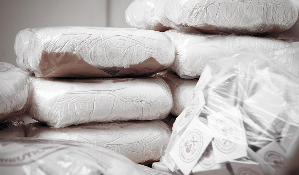 Autoridad colombiana habla de coca incautada en Nueva York