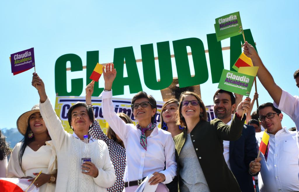 Claudia López: rompiendo estereotipos hacia la Alcaldía