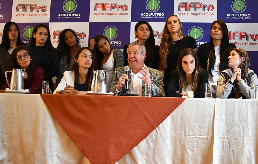 jugadoras selección colombia acolfutpro