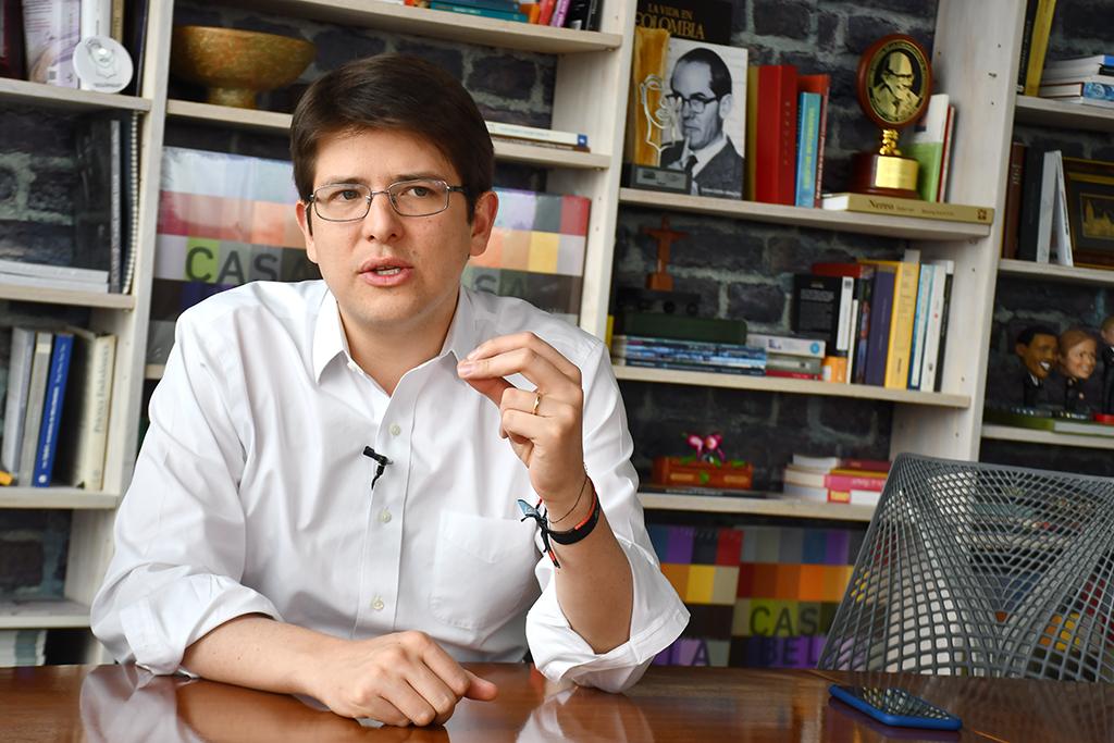 ¿Qué propone Miguel Uribe Turbay para Bogotá?