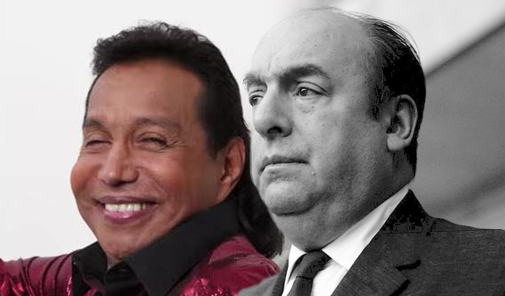 Las comparaciones con Neruda que le hacen a Diomedes
