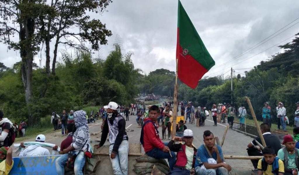 Cuatro heridos tras atentado en Caloto, Cauca