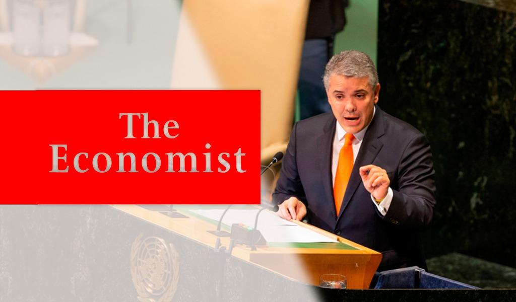 The Economist critica objeciones de Duque a Ley Estatutaria