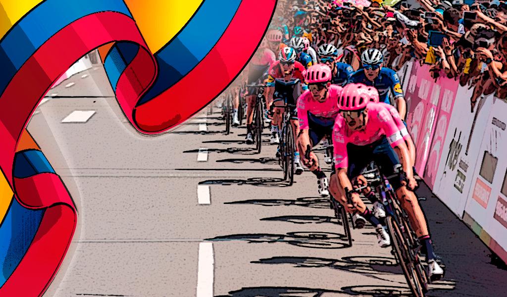 Semana dorada para el ciclismo colombiano