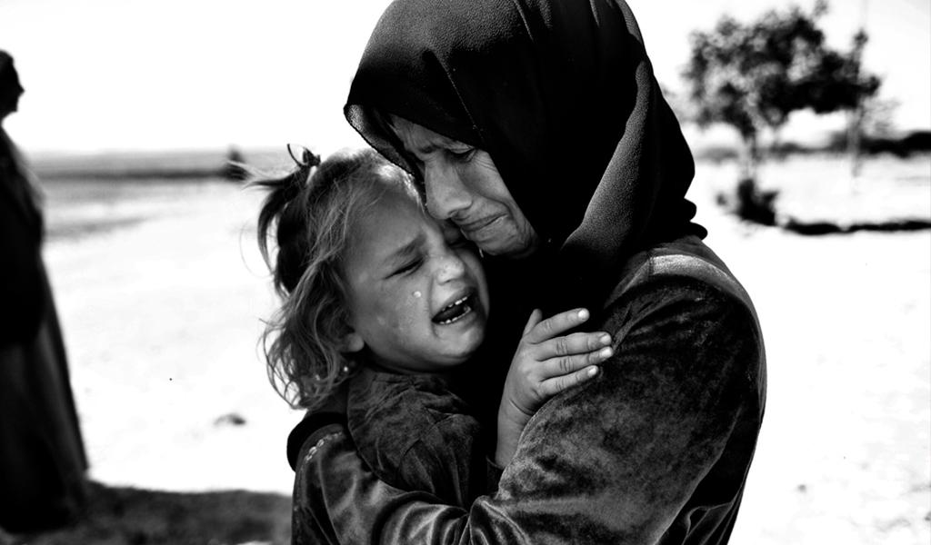 Angustiosos momentos vive Siria tras nueve años de guerra