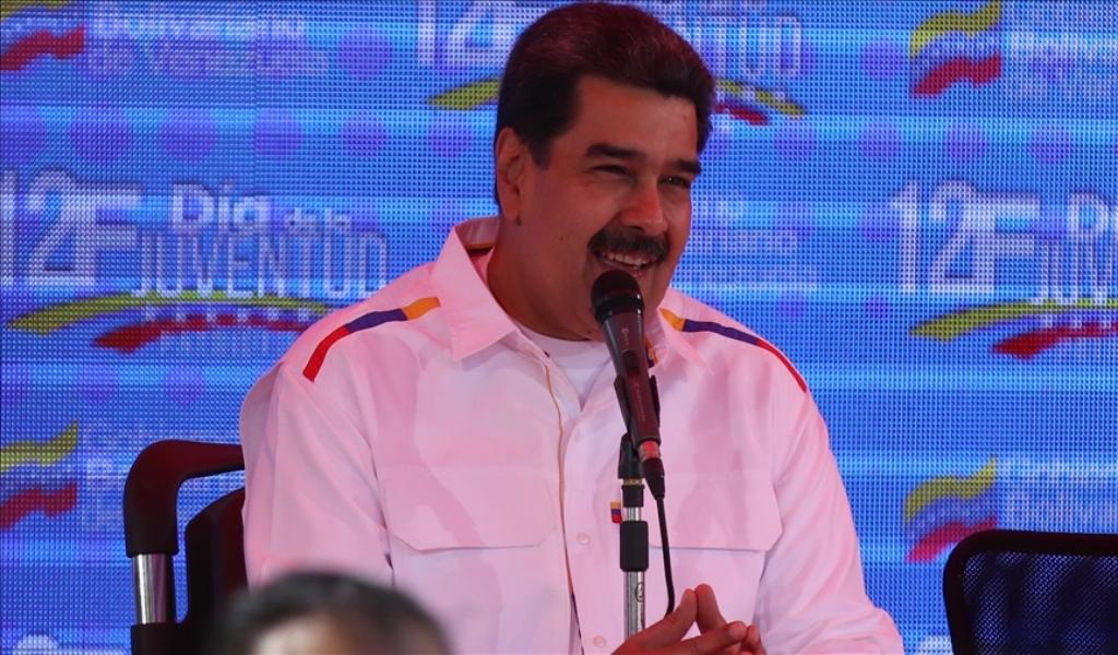 """Maduro anuncia marchas contra """"el imperialismo"""" el sábado"""