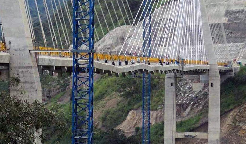 Reparos de la Sociedad de Ingenieros al puente Hisgaura