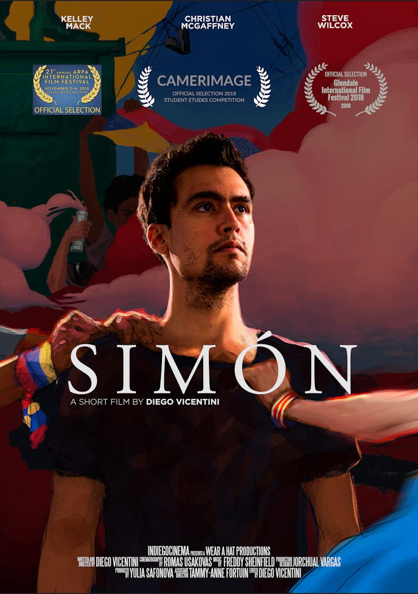 Poster Simón