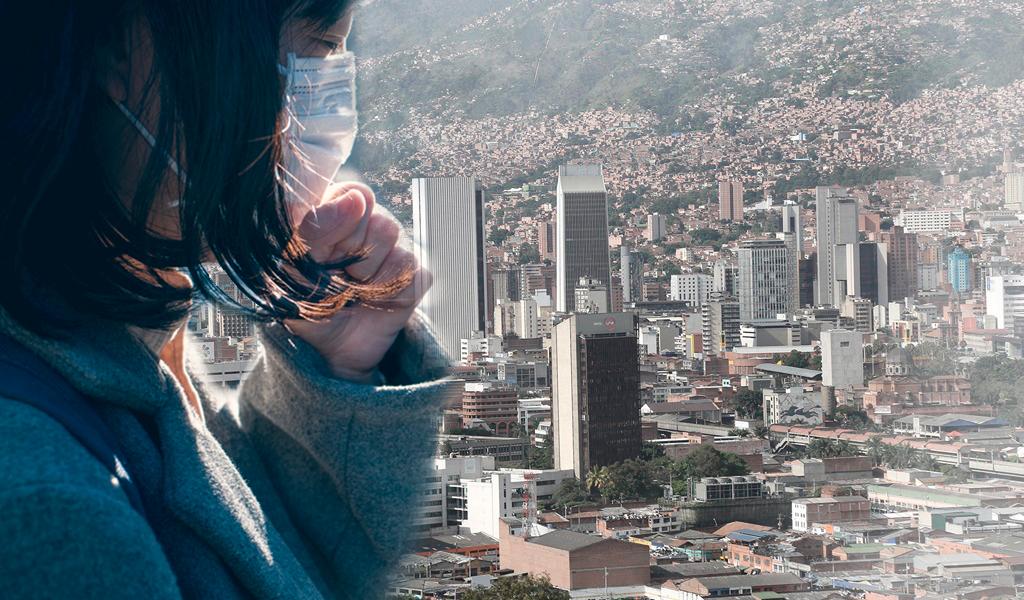 Aumentan las alarmas por calidad del aire en Medellín