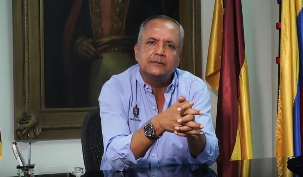 Procuraduría abrió investigación contra gobernador del Tolima