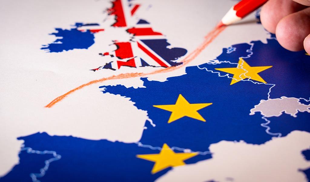 Las marchas del Brexit en el Reino Unido