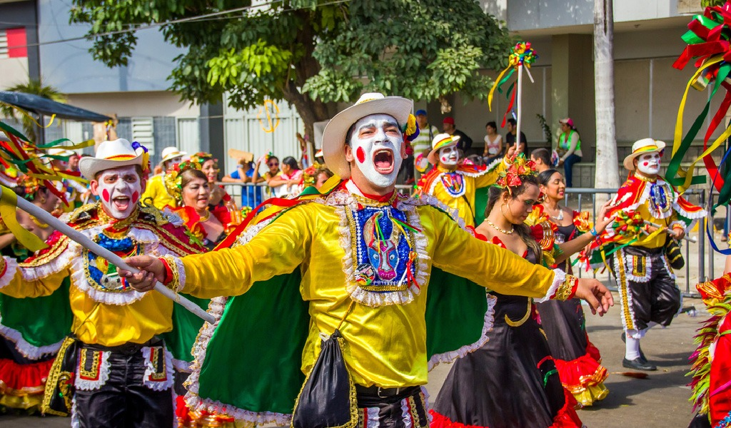 Inicia la magia del Carnaval de Barranquilla