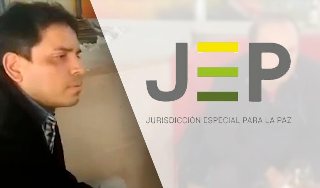 ¿Quién es el fiscal de la JEP capturado por corrupción?