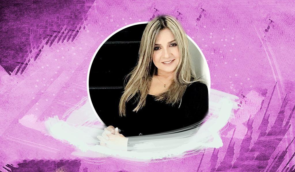 La periodista Vicky Dávila interpreta canciones de Helenita Vargas