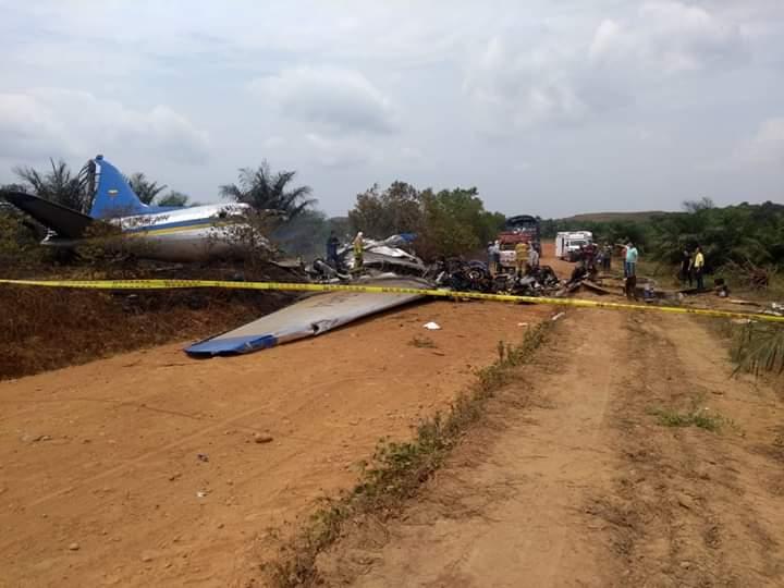 Estas son las víctimas del accidente aéreo en el Meta