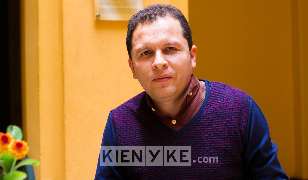 Quiroga quiere derrotar la maquinaria en Cundinamarca