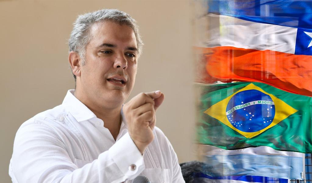 Duque y Piñera: Abanderados de Prosur