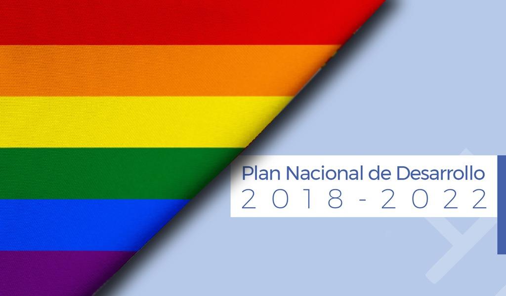 ¿Dónde quedó la población LGBT+ en el PND?