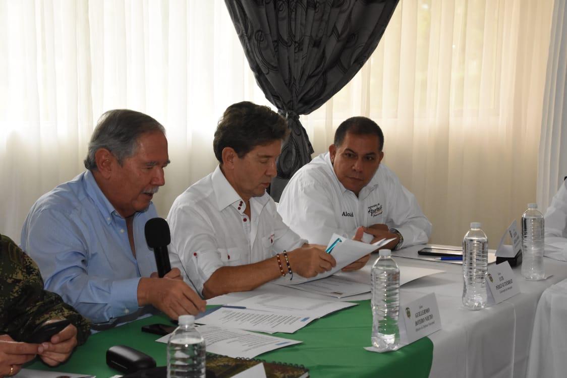 Urabá redujo homicidios y aumentó erradicación de coca