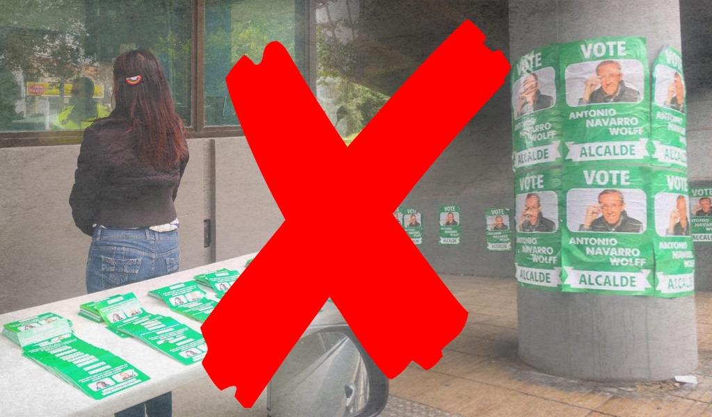 Bogotanos deben blindarse ante campañas sucias