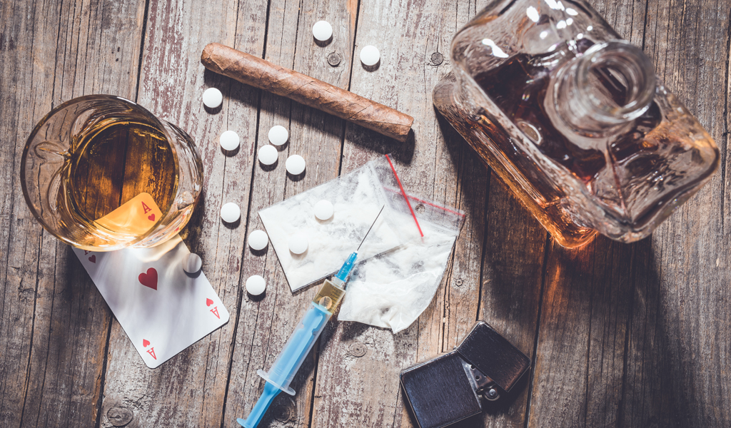 Todo lo que debe saber sobre las adicciones
