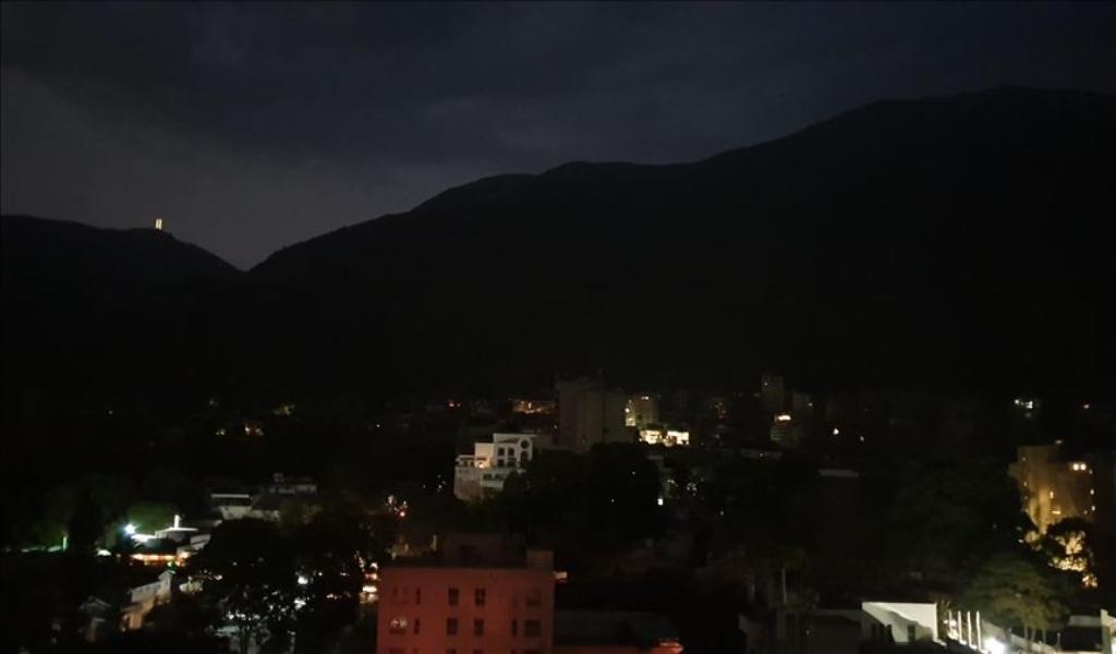 CIDH preocupada por apagón en Venezuela