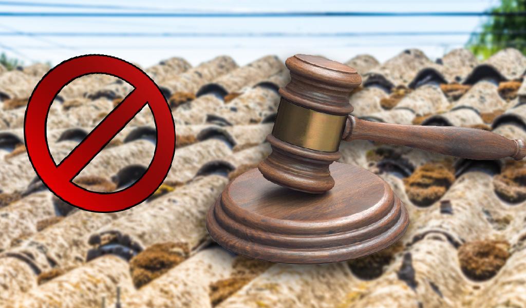 Juez ordena al Estado colombiano sustituir el asbesto