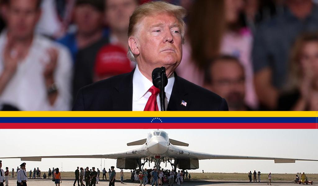 Rusia responde a Trump por sus aeronaves en Venezuela