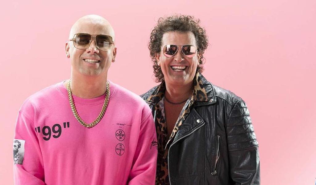 El éxito de Carlos Vives y Wisin