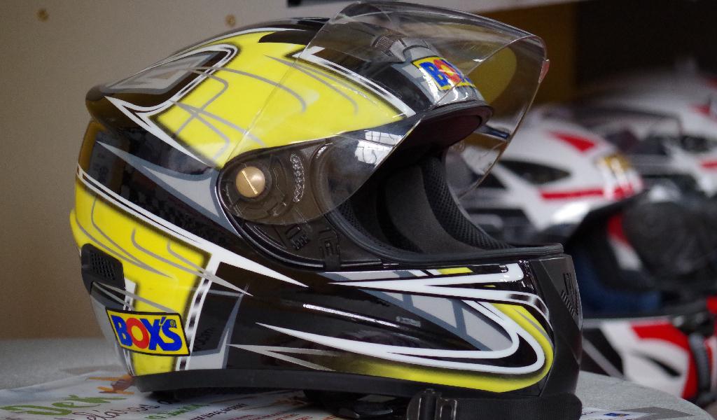 cascos de motos nueva reglamentación