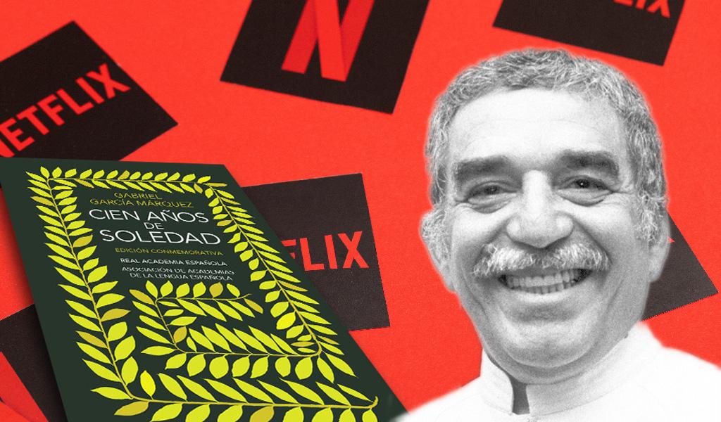 'Happy Birthday' García Márquez: Netflix