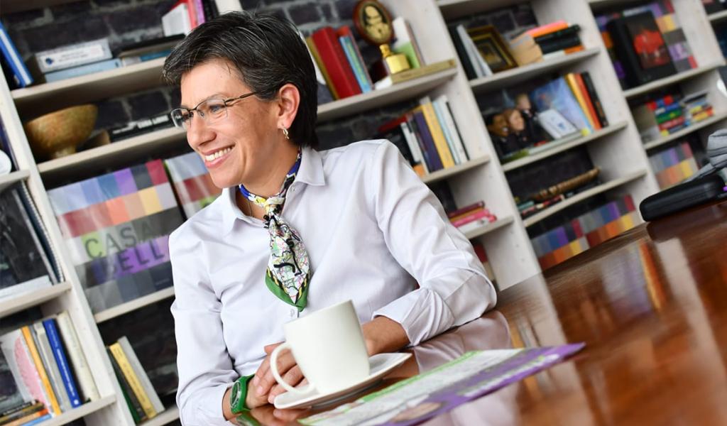 ¿Qué propone Claudia López para Bogotá?