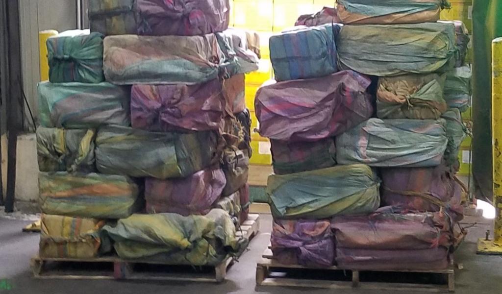 Incautan 2,3 toneladas de cocaína en San Andrés