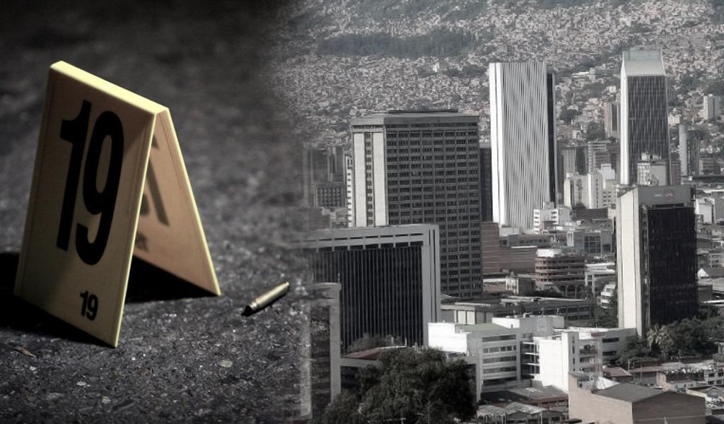 12 personas asesinadas dejó el puente festivo en Medellín