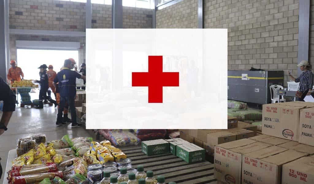Cruz Roja: ingresaremos ayuda humanitaria a Venezuela