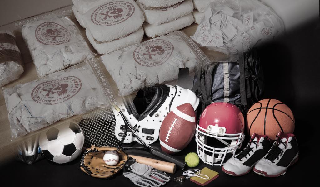 Deporte y narcotráfico: los casos más sonados